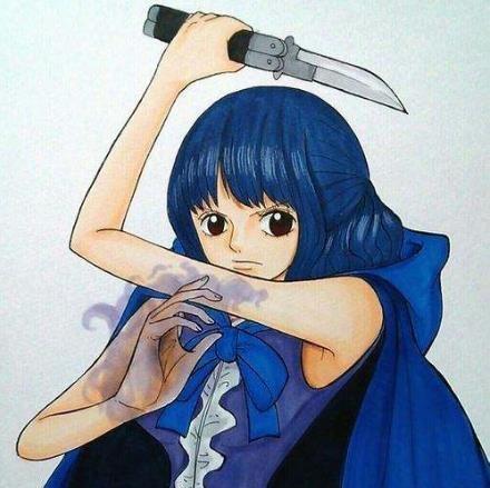 海賊王:與娜美長相頗為相似的3位角色,都比娜美更高更大更強