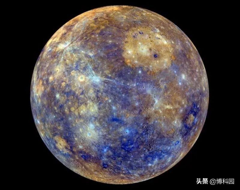 发现水星的磁场,也会像地球磁场一样发生地磁漂移