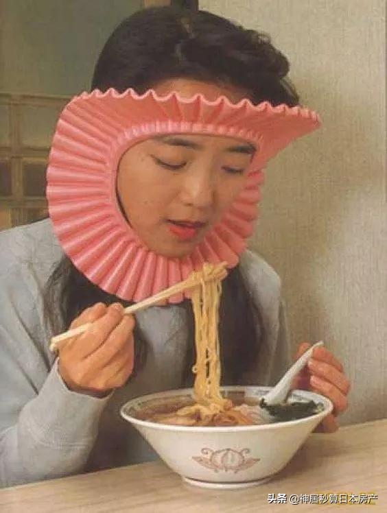 给鞋撑伞、拆楼靠吃,人类有多无聊,日本人的脑洞就有多「沙雕」