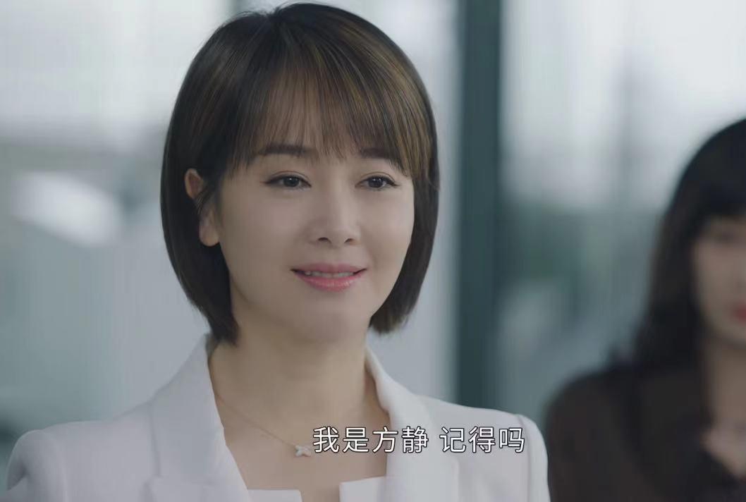 《正青春》首播,殷桃气场太强像大姐大,刘敏涛饰演的老总像助理