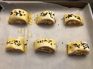 手抓饼最受欢迎的N种吃法,不用烤箱也能做 亨饪做法 第15张