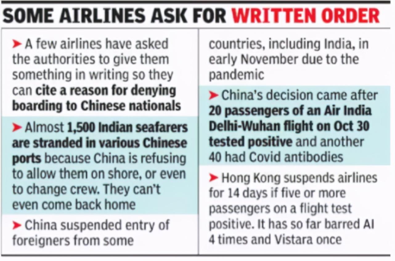 """为""""报复""""中国?新德里禁止中国公民前往印度"""