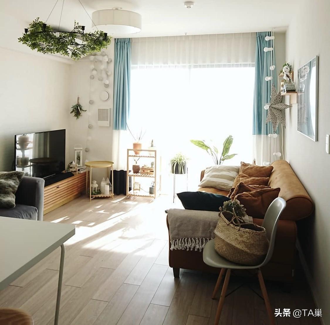 小家也有大幸福!日本65㎡两房一厅,住一家四口不显拥挤,厉害