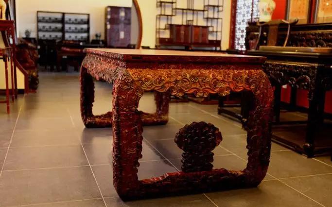 """明式家具""""型""""是指作品的形状和造型"""
