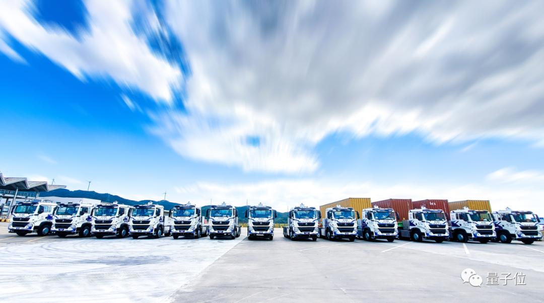 无人驾驶卡车实现量产 主线科技6个月完成13辆商业交付