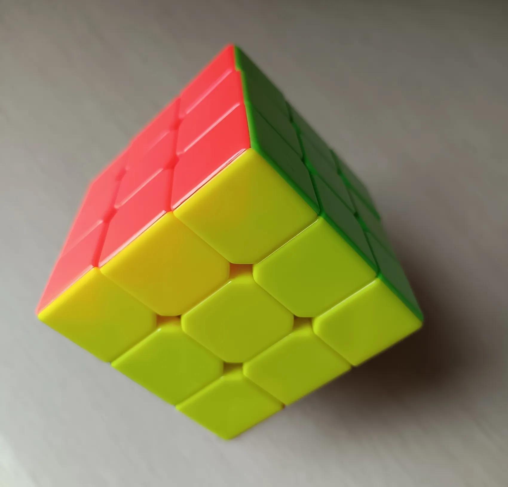 三阶魔方最后一层通用公式(三阶魔方还原最后一层)