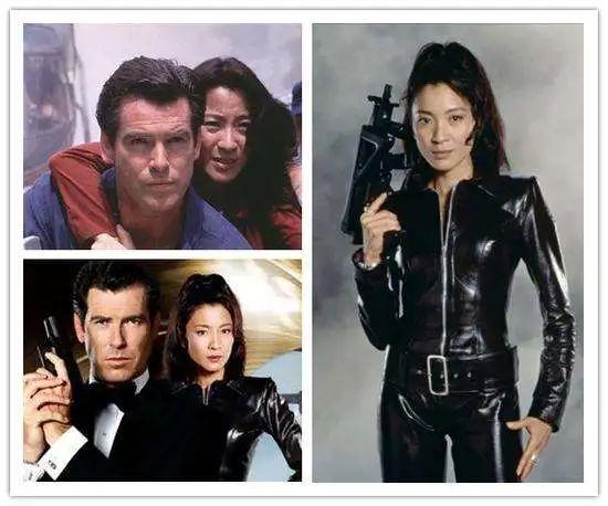 十大在好莱坞当主角的华人美女!她们比刘亦菲景甜更性感
