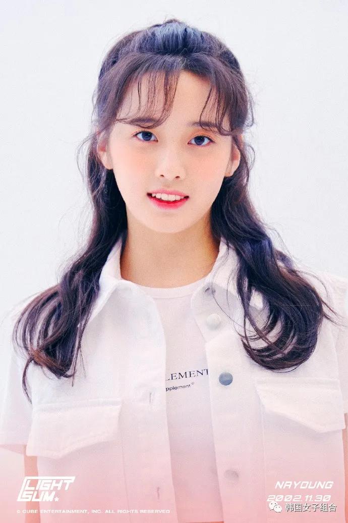 韩网友整理的,CUBE新女团出道成员信息
