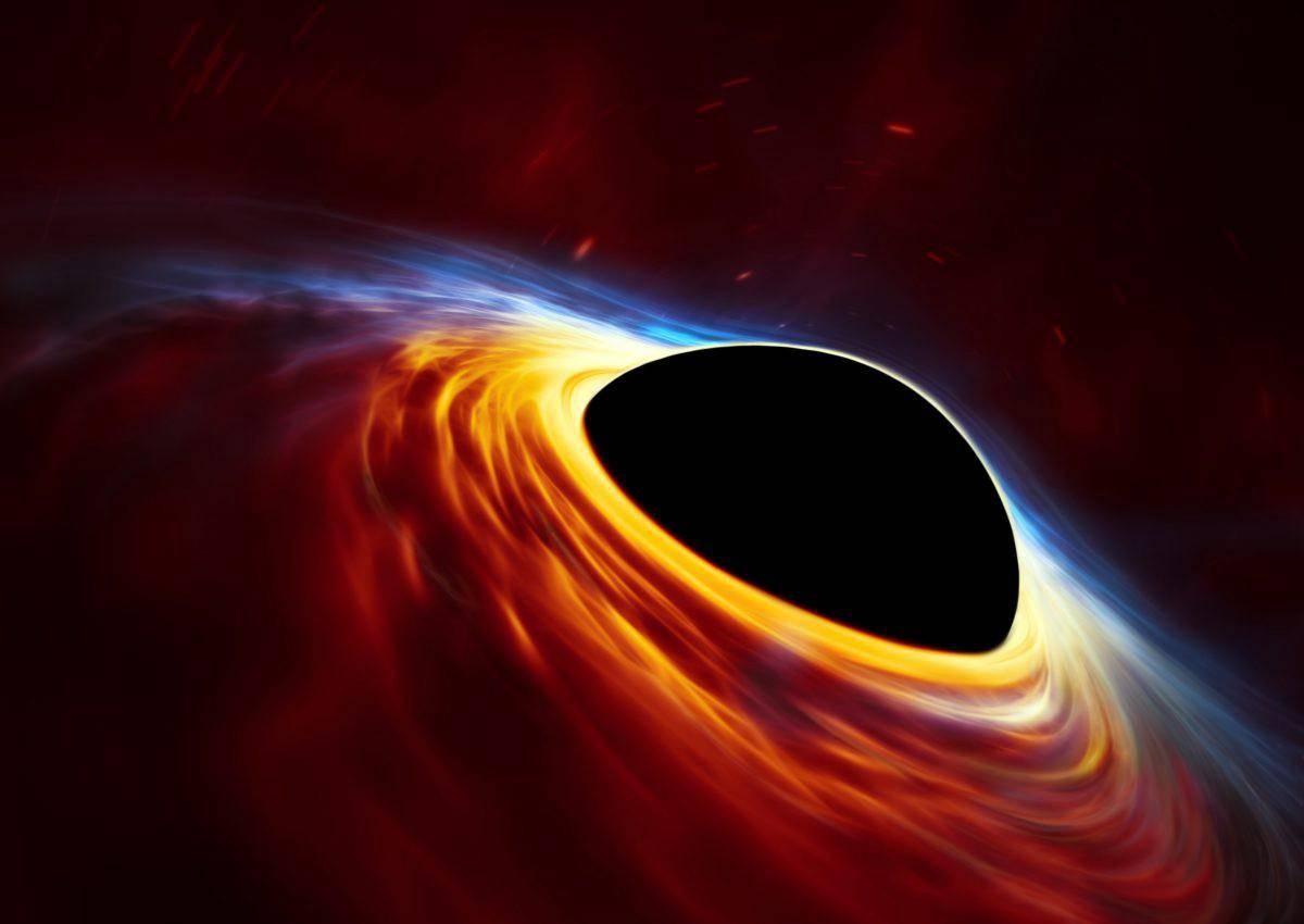 坠入黑洞会发生什么?是一场浪漫的时空旅行,还是毁灭在其中?