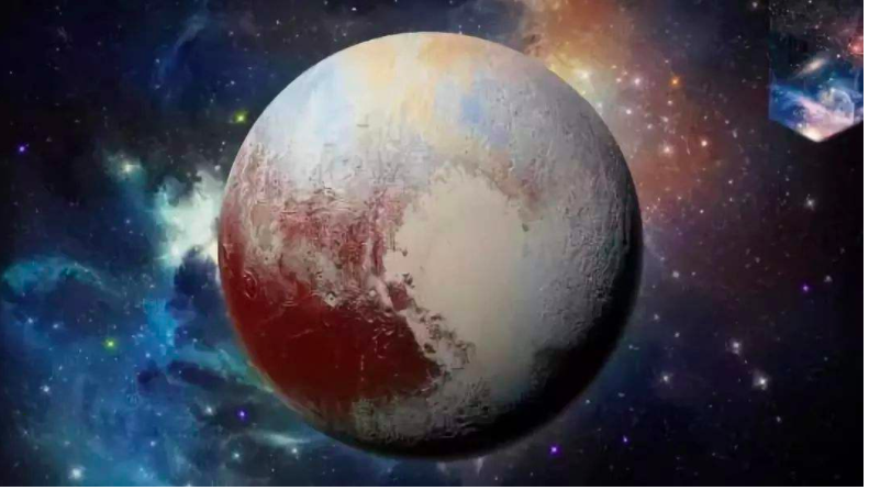 2015年地球探测器飞越冥王星,传回照片几乎推翻科学家所有猜想