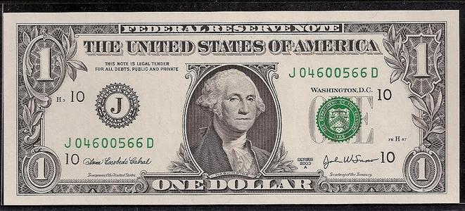 为什么美元是世界货币?