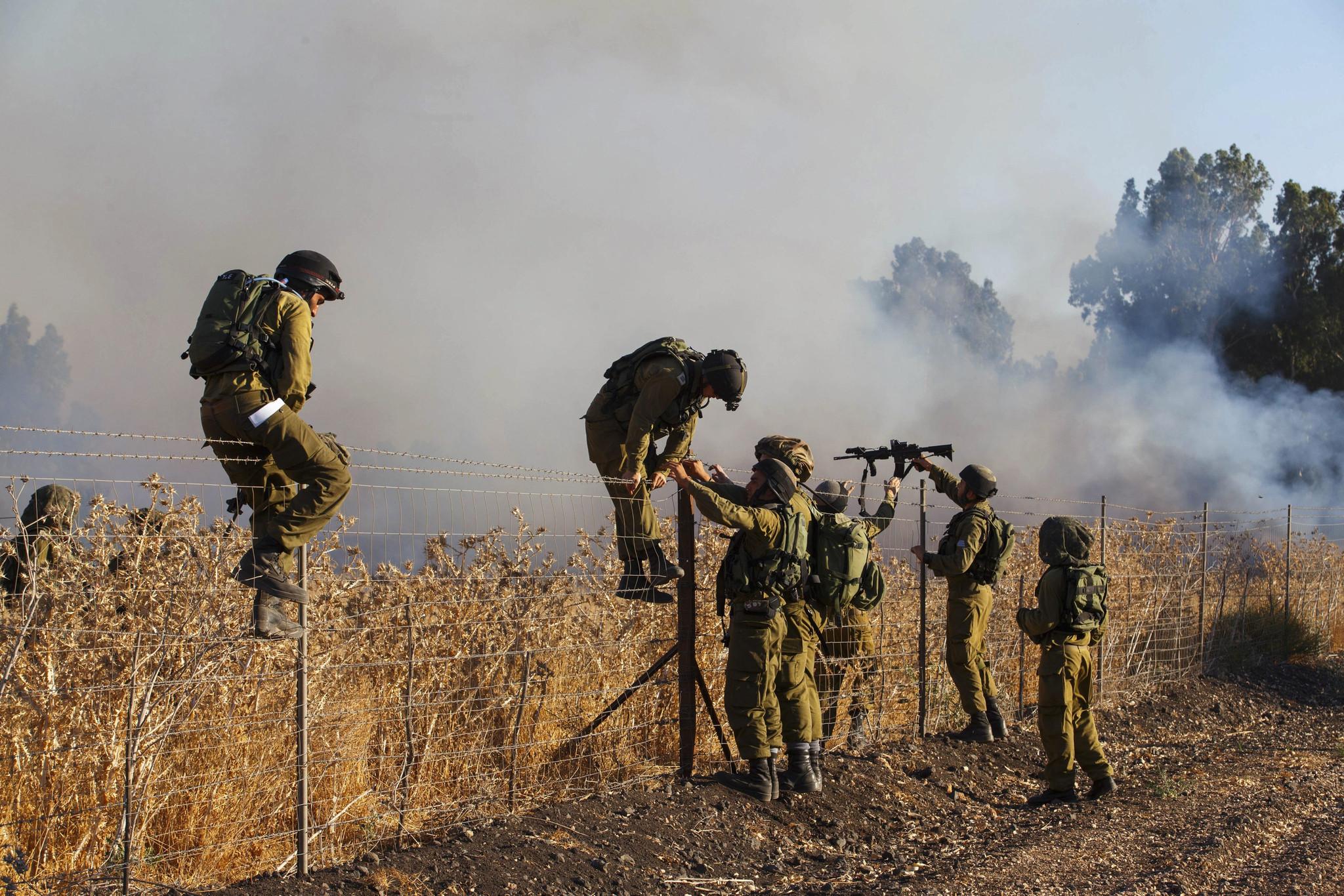 乱!以色列连续不宣而战,美军向伊朗开火,印度武装趁乱袭击