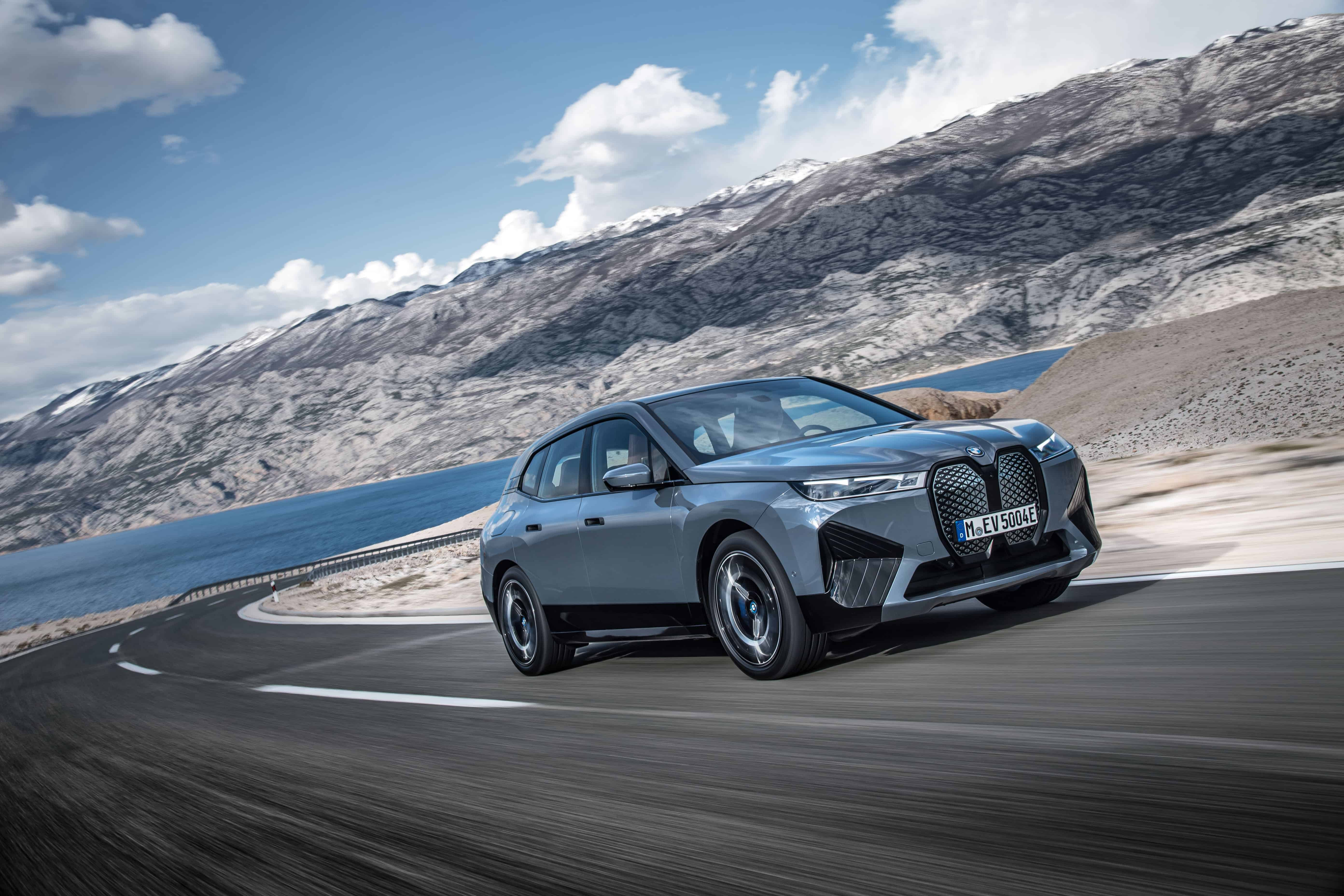 将纯粹驾驶乐趣引入豪华大型电动SUV细分市场