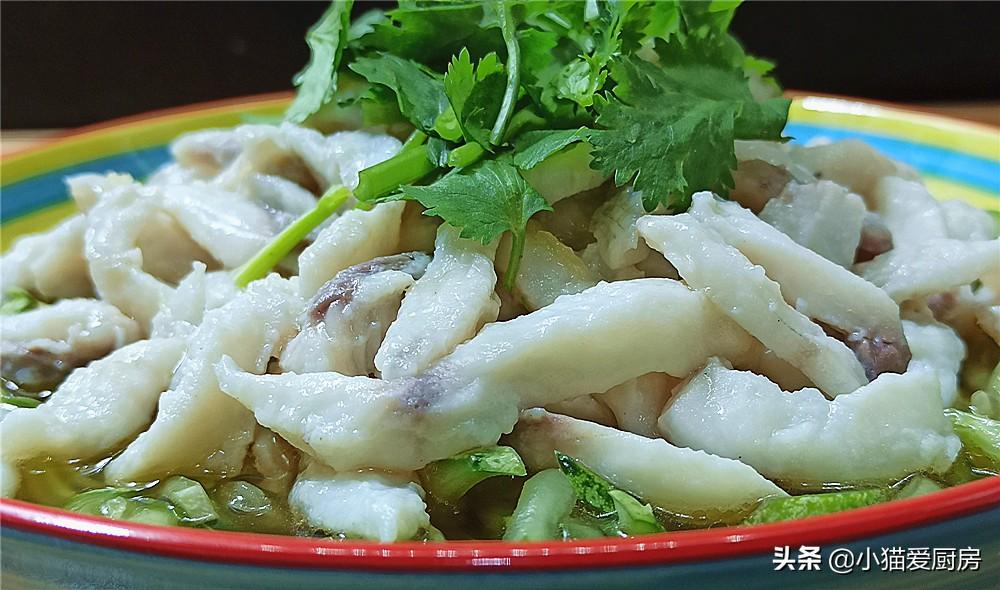 【姜汁鱼条】做法步骤图 成菜口味清淡 味道鲜美好吃又解腻