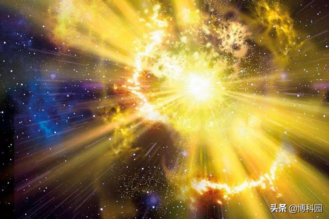 在20000光年外,发现超新星遗迹中,特殊的脉冲风星云
