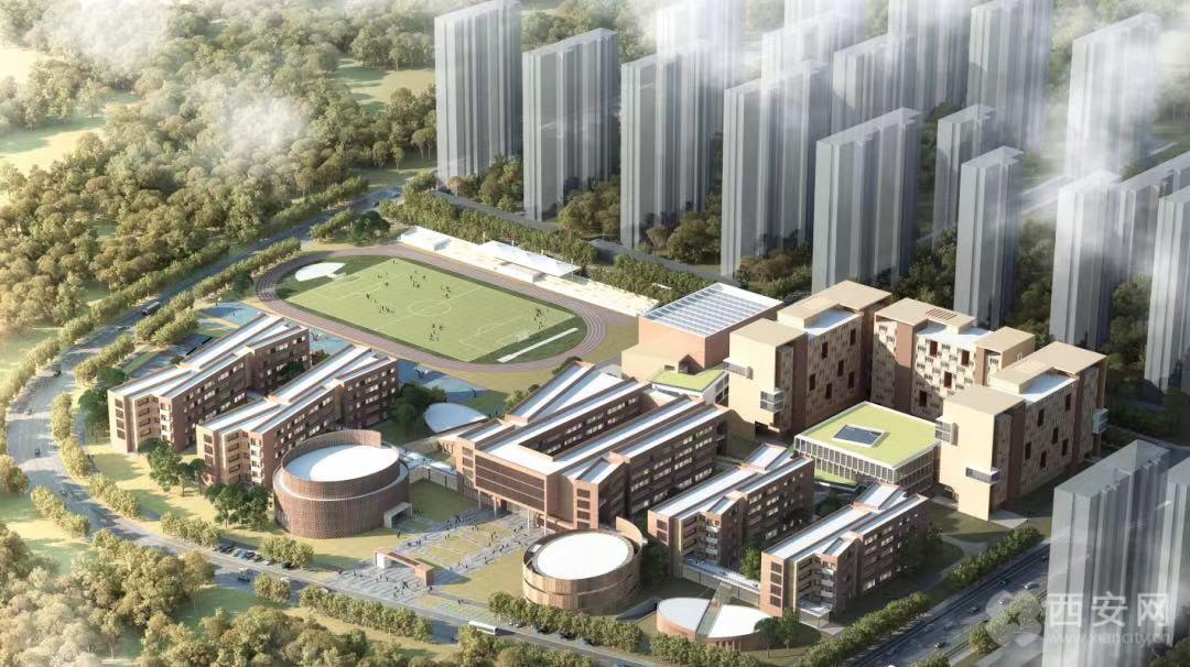 上新!西咸新区将新增学位2.5万个 投用新扩建学校21所