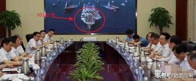 003航母为什么要采取平直甲板?平直甲板——航母战斗力的保证