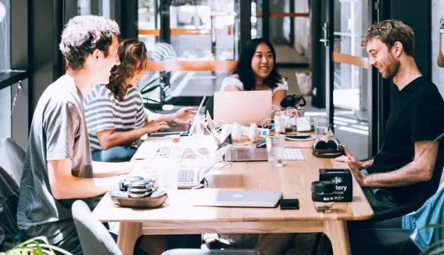 最具社交属性的联合办公空间,让生意触手可及