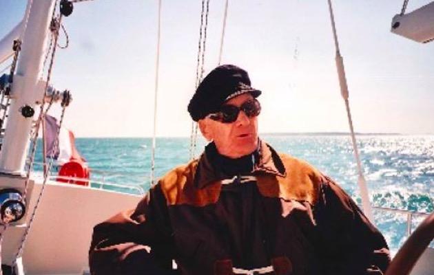 法国AMEL 60蓝水帆船,提供优雅舒适的远航
