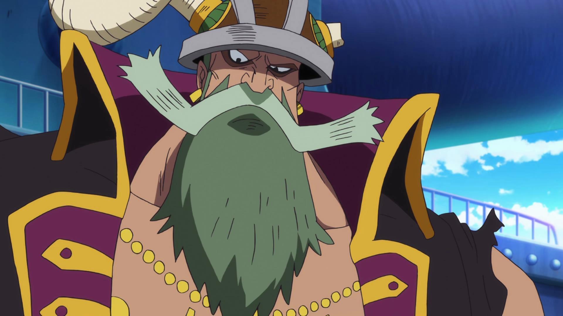 海賊王中使用月步的6位高手,CP0中有三位,山治無師自通