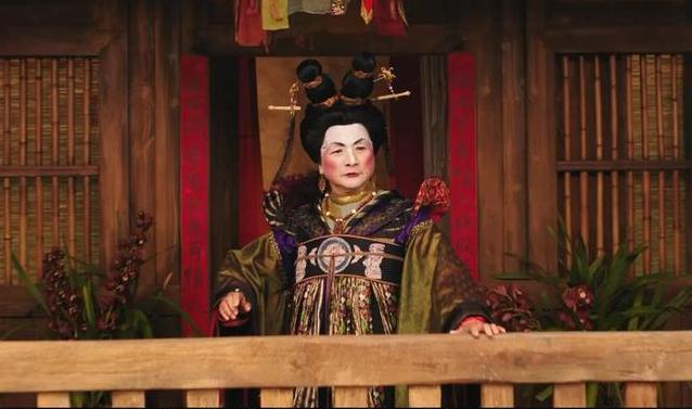 除了《花木兰》,好莱坞还拍过哪些中国大片?