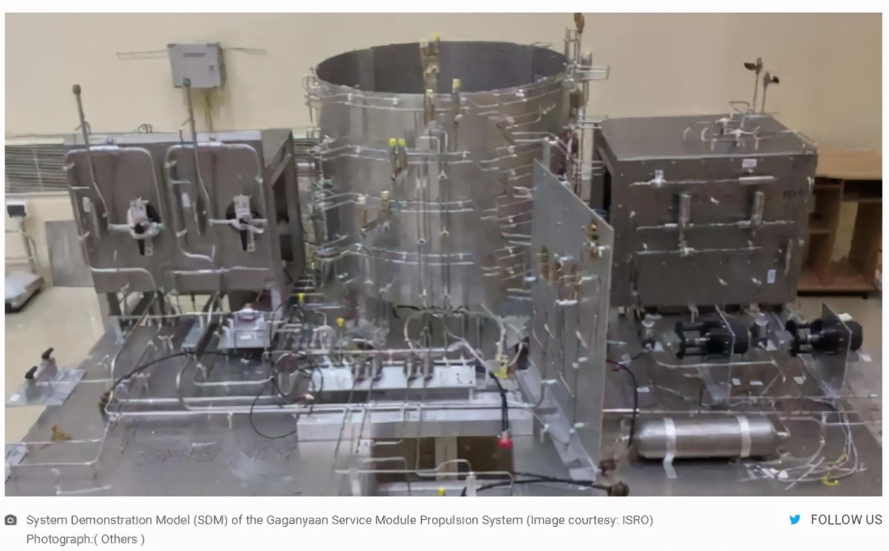 """飞天梦更进一步?印度宣布成功测试""""加甘扬""""载人飞船项目推进系统"""