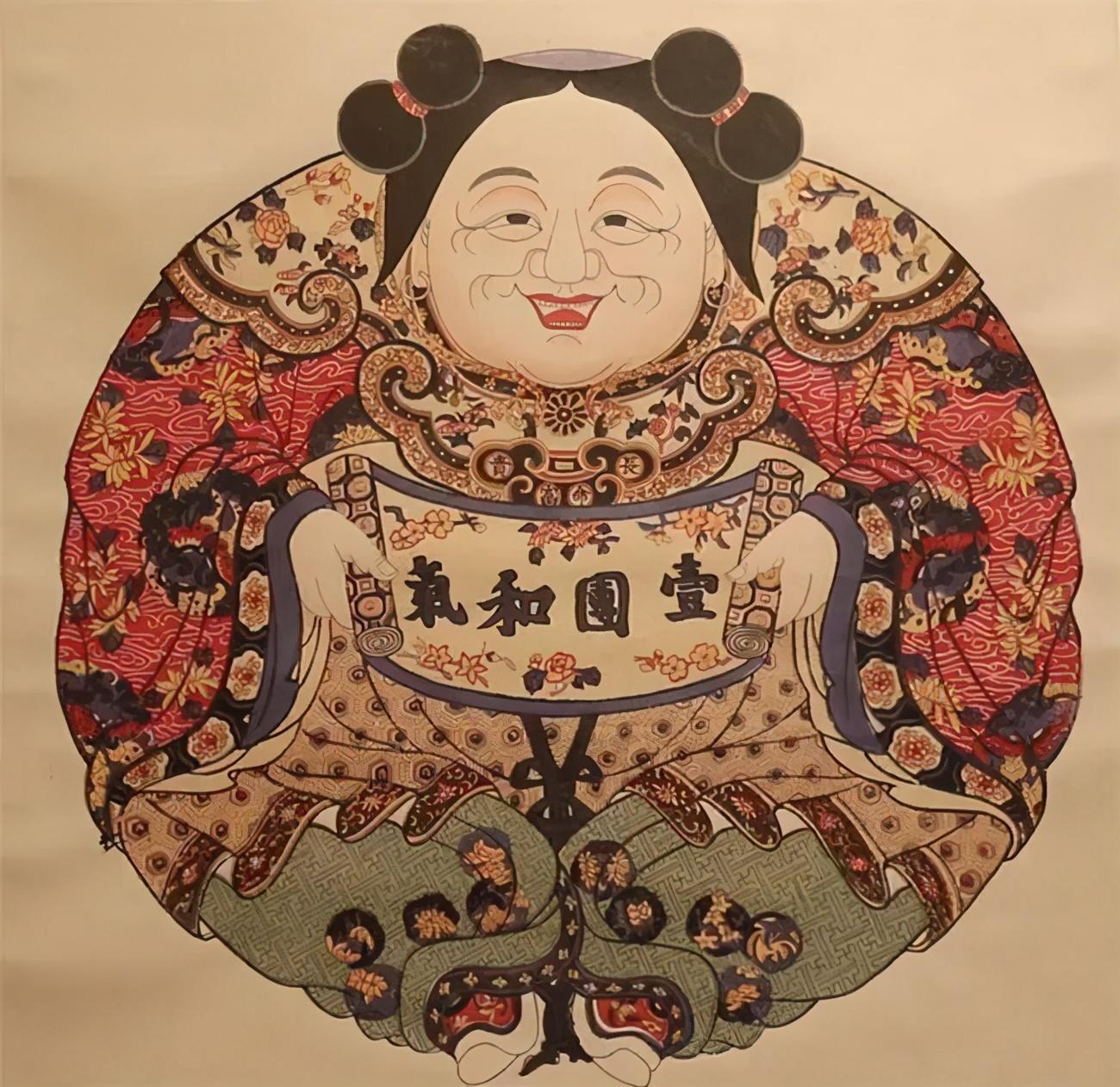 中国人想说的话,都在年画里