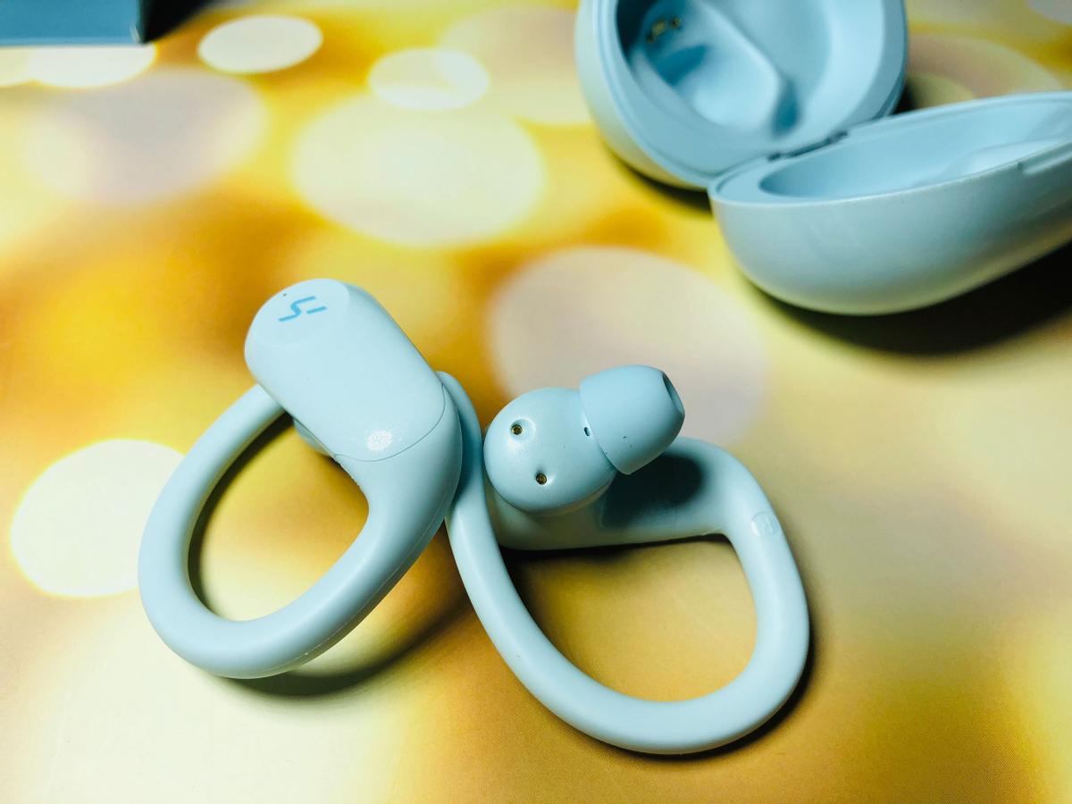 运动者的不二之选,HAKII ACTION运动耳机:颜值、舒适在线