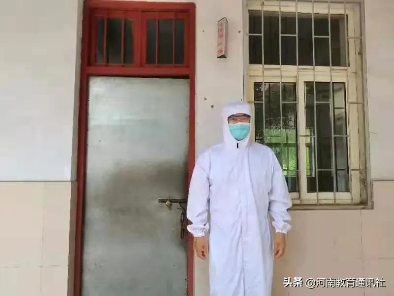 全力备战开学季!孟州市韩愈中学举行疫情防控应急演练