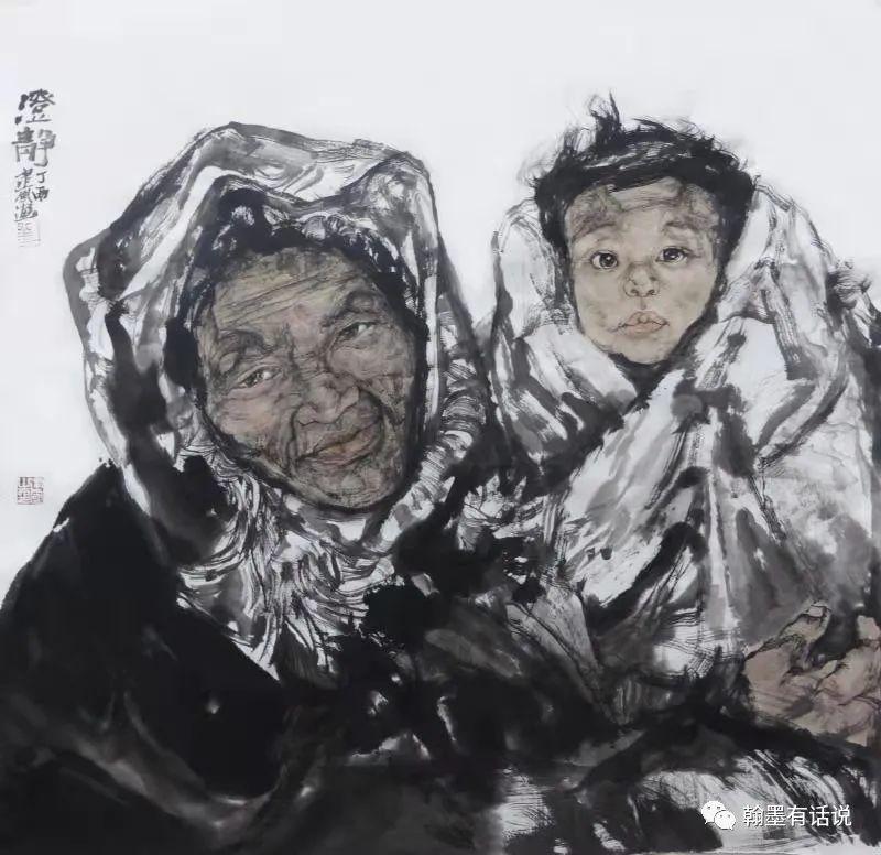 澄净内心的艺术――刘建国那一年的那些画