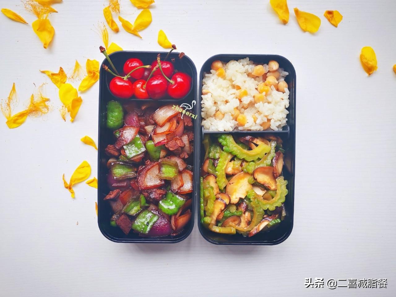 营养师3周的午餐食谱,营养均衡,荤素搭配 营养配餐 第5张