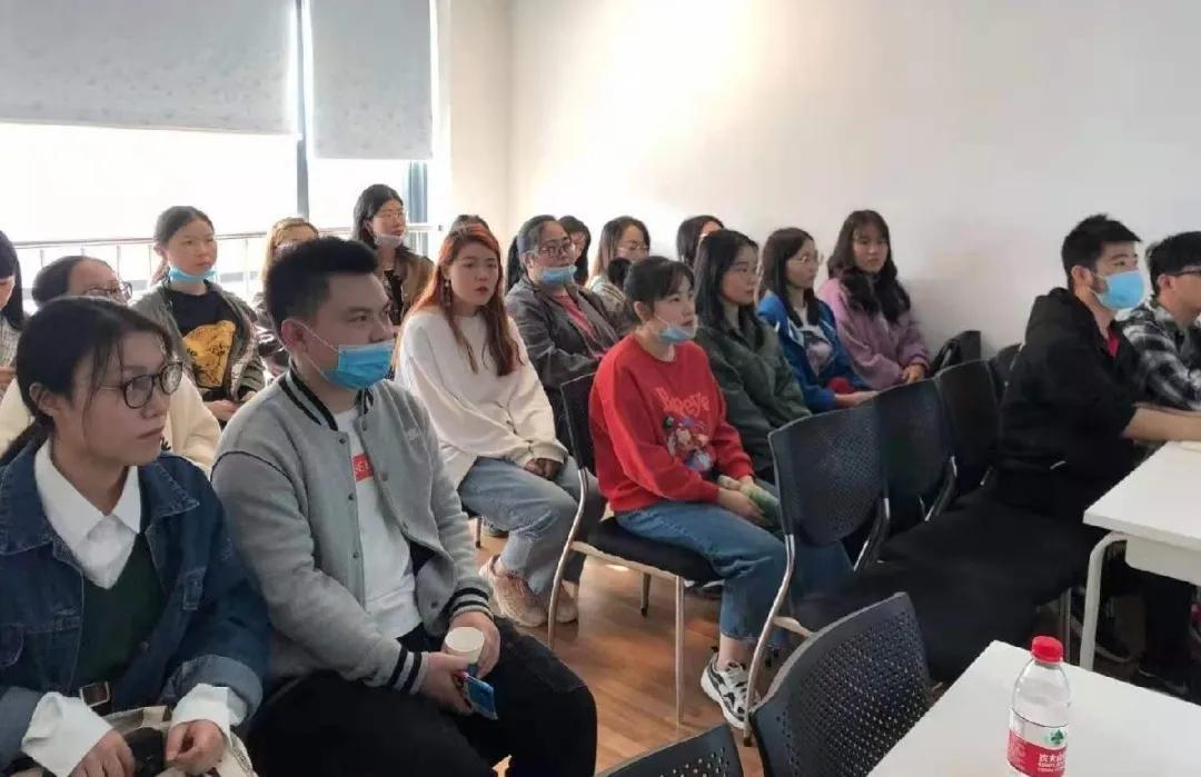 浙江树人大学师生来访 | 传承,初心与希望