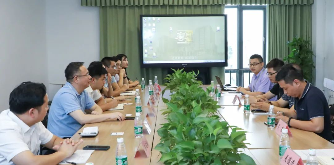 共商发展|黔东南州代表团莅临绿之选平台