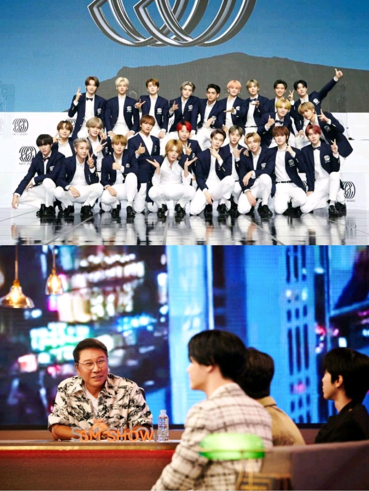 NCT体制也能抄?LPA启动中日韩欧美泰菲20人男团:我们和SM不一样