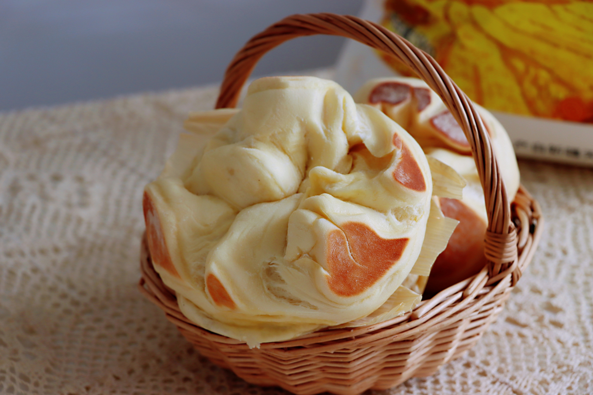 1碗面粉1个鸡蛋,网上很火的做法,易操作,松软香甜比面包好吃 美食做法 第15张