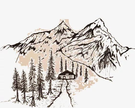 大山里的故事 - 大山里的感人故事