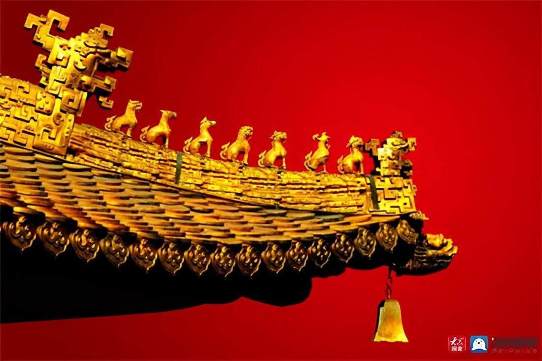 """为什么自古""""金色""""象征着财富与高贵?滨海""""金色汤泉""""告诉你"""