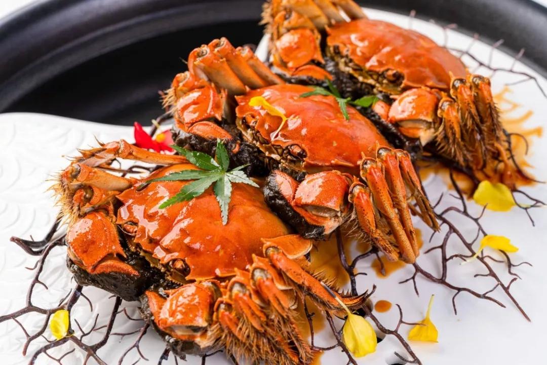世博源公馆 | 用茅台做的熟醉大闸蟹,究竟有多香