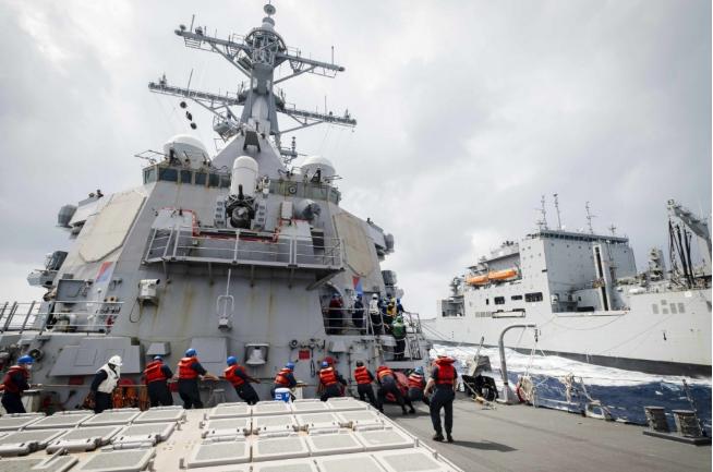 南海再次拉响警报,美国军舰擅闯西沙领海,解放军南部战区回应