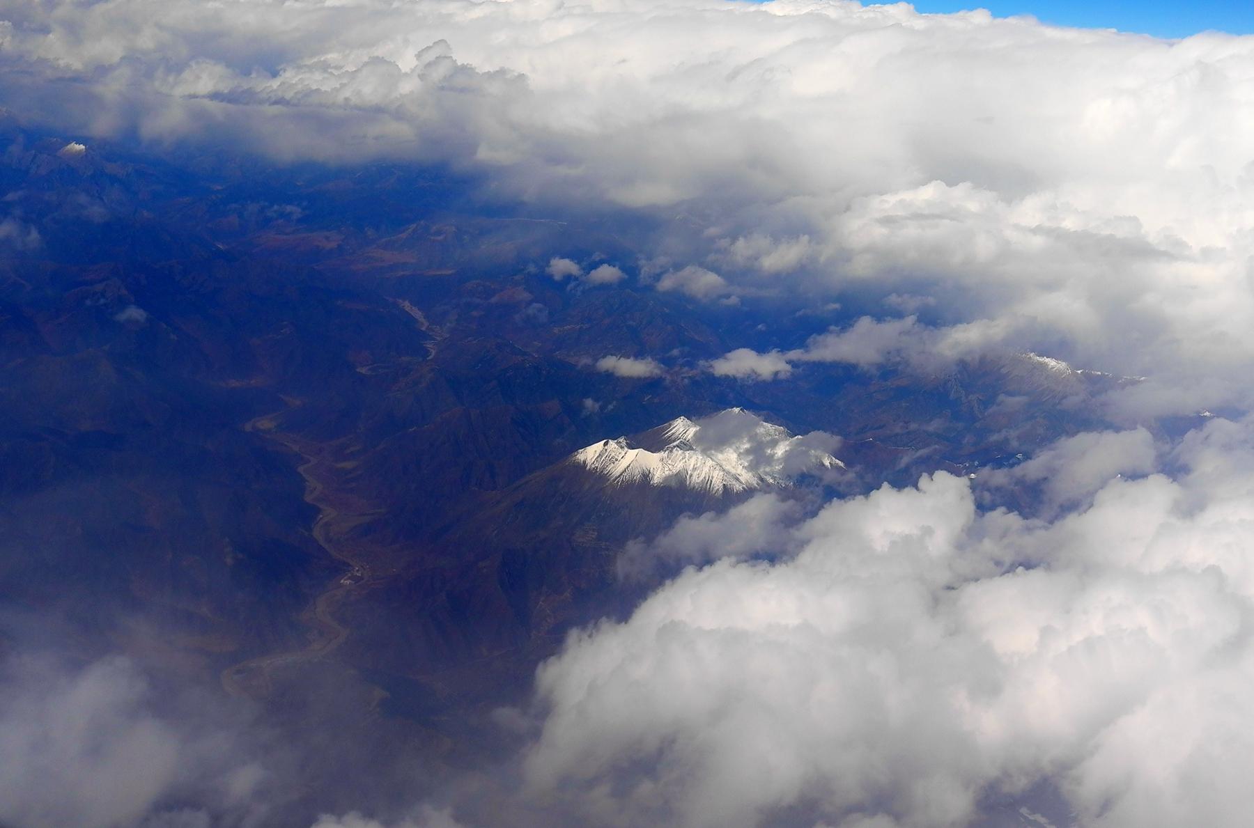 从长安出发,云中看老陕蹚茶马古道