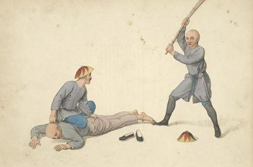 被打掉巴掌大的肉,有人还腌制收藏——说说明朝残忍的廷杖制度。
