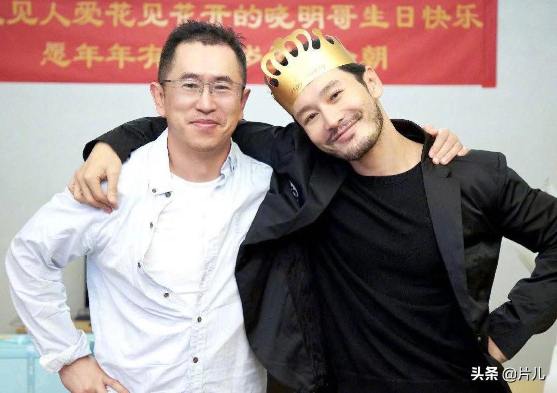 黄晓明获导演董越力挺,大赞其控制力强,不受外界争议干扰