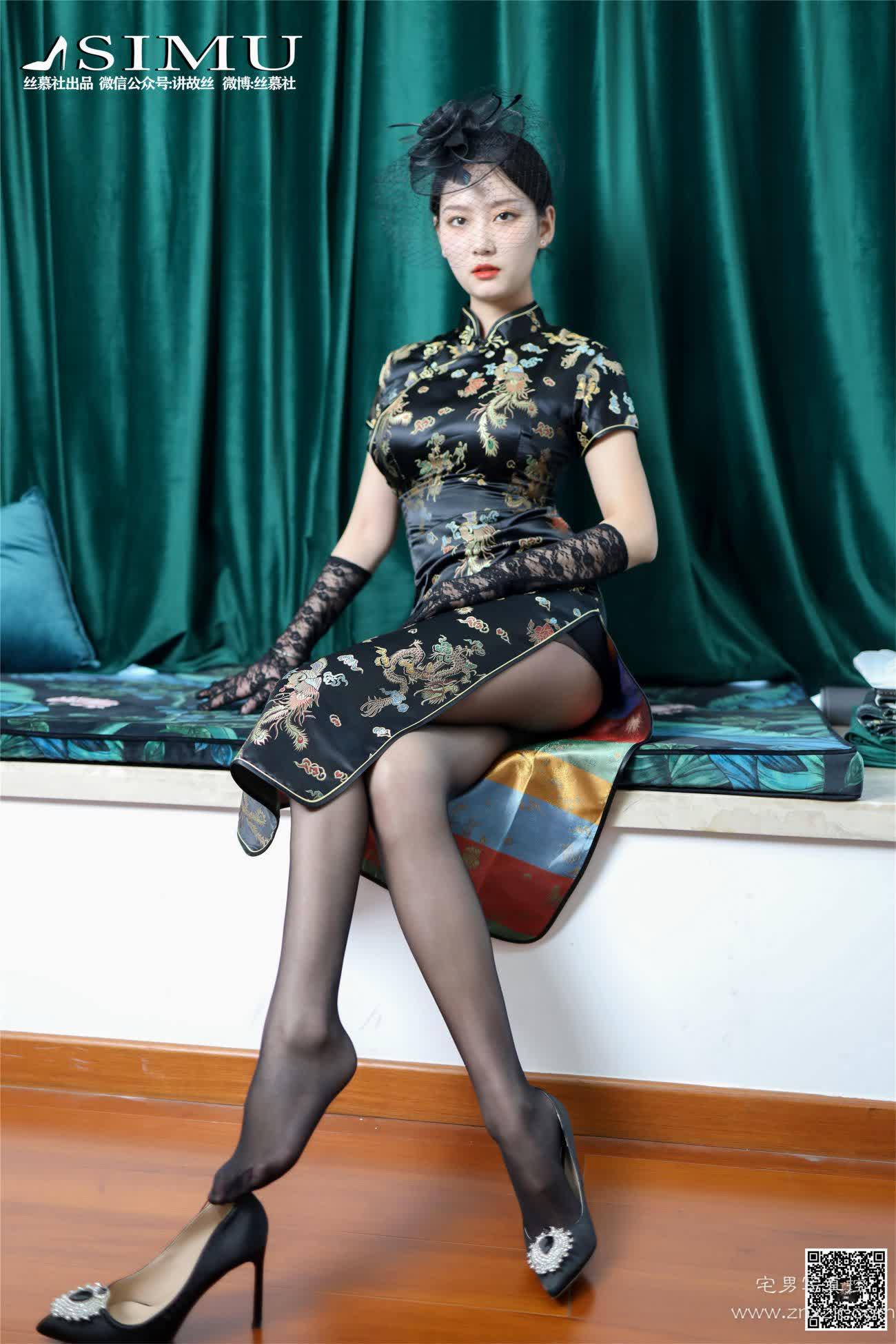 丝慕GIRL SM222 新模 民国太太