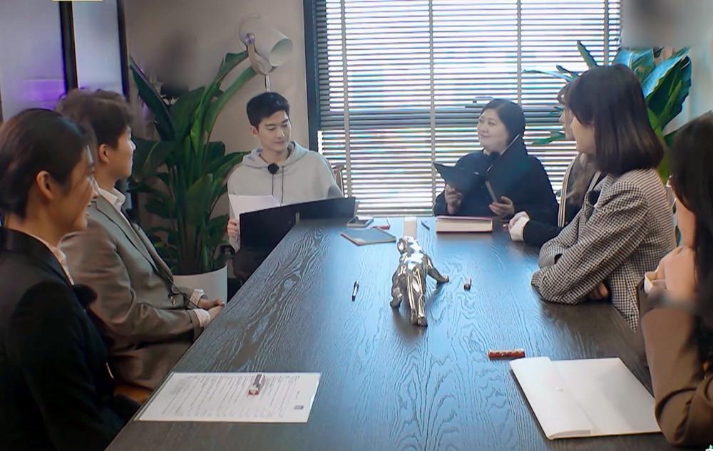 《初入职场的我们》首播:张翰上热搜挺无辜,董明珠的态度才霸气
