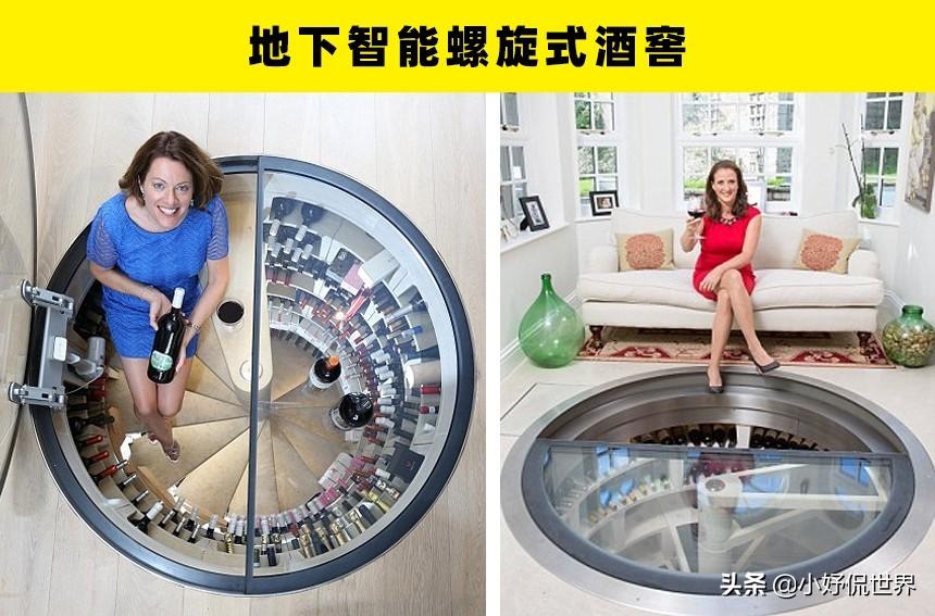 创意家居:可以帮助你节省家庭空间的5个新奇的家具