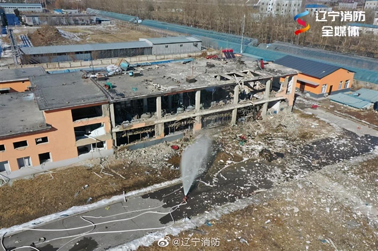 辽宁药厂车间发生爆炸事故,制药厂为何会发生爆炸?