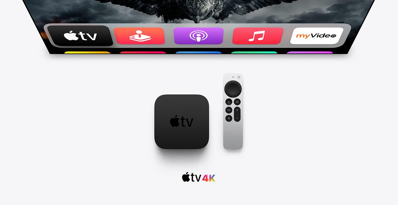 """苹果""""盒子""""终于引入国内!传Apple TV国行过审,内置国内视频APP"""