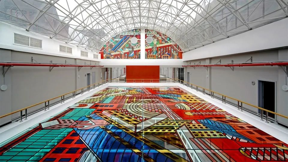 CMF实验室   精妙绝伦的彩绘玻璃