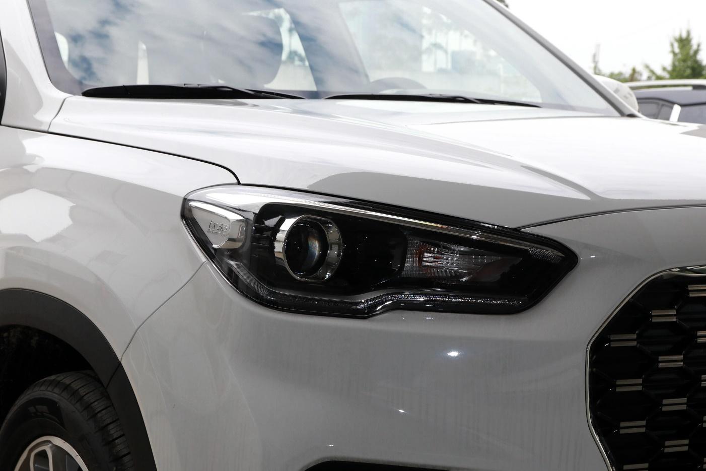 起售不到12万的合资SUV!新款现代ix35值不值得买?