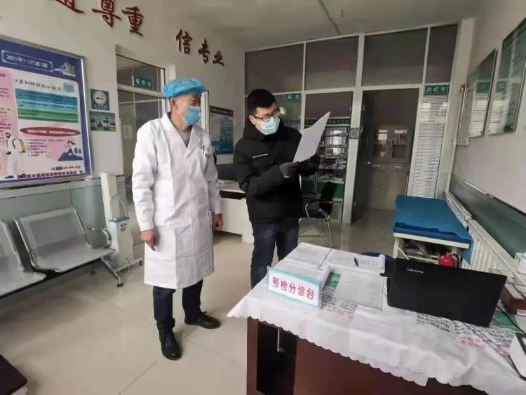 【文明实践在行动】玉泉区:基层医疗卫生机构积极行动防控疫情